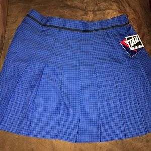 Tail Tennis or Golf Skirt Size 12 New